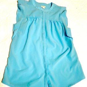 J. Crew blue dress shirt